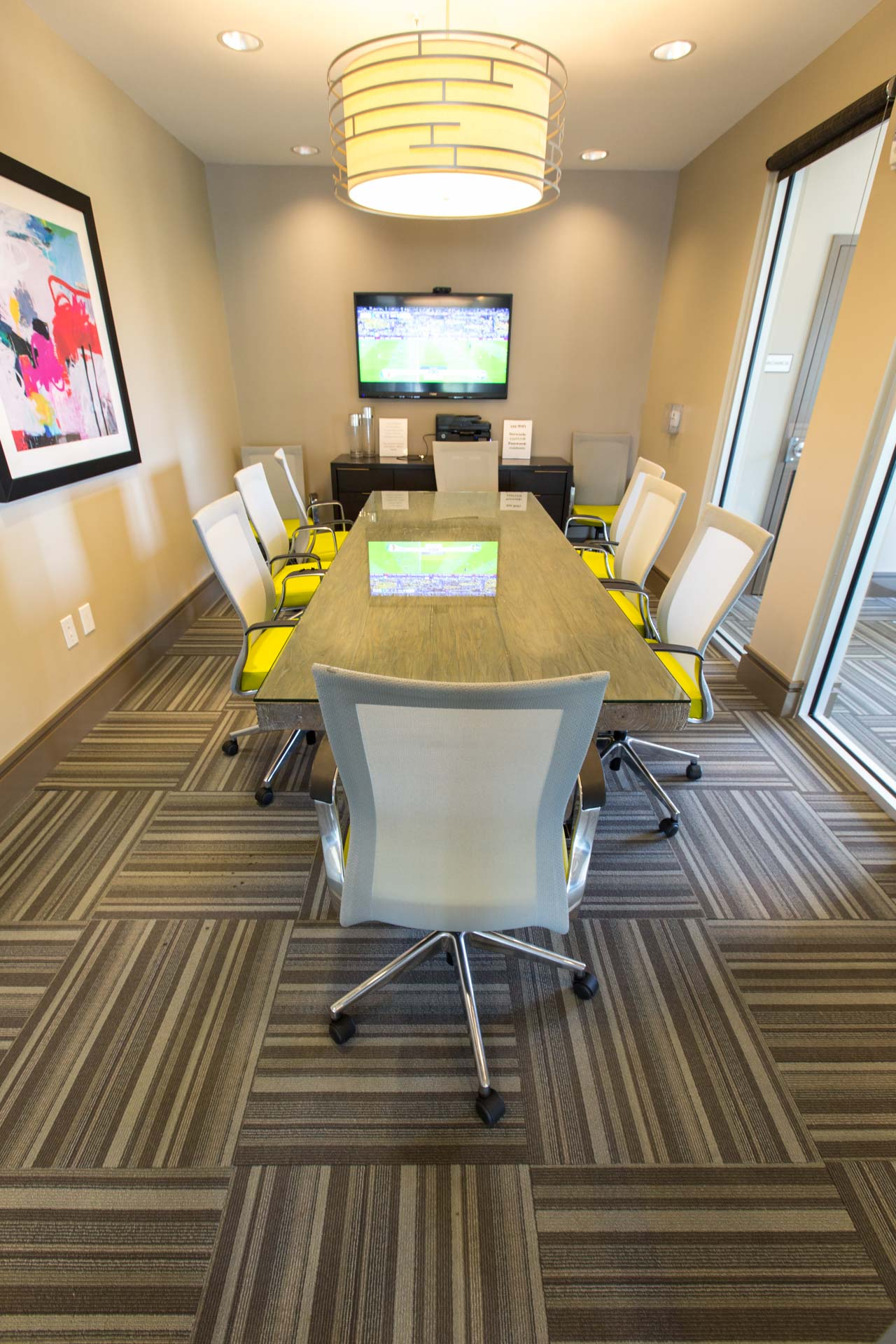 Conference Room Carpeting