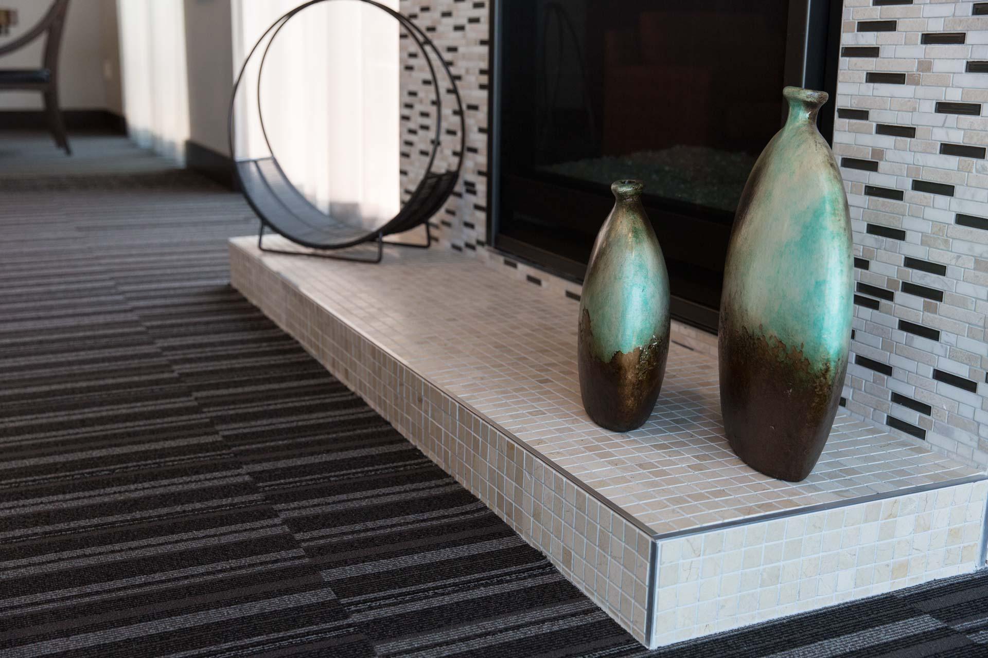 Fire Resistant Carpet Tiles