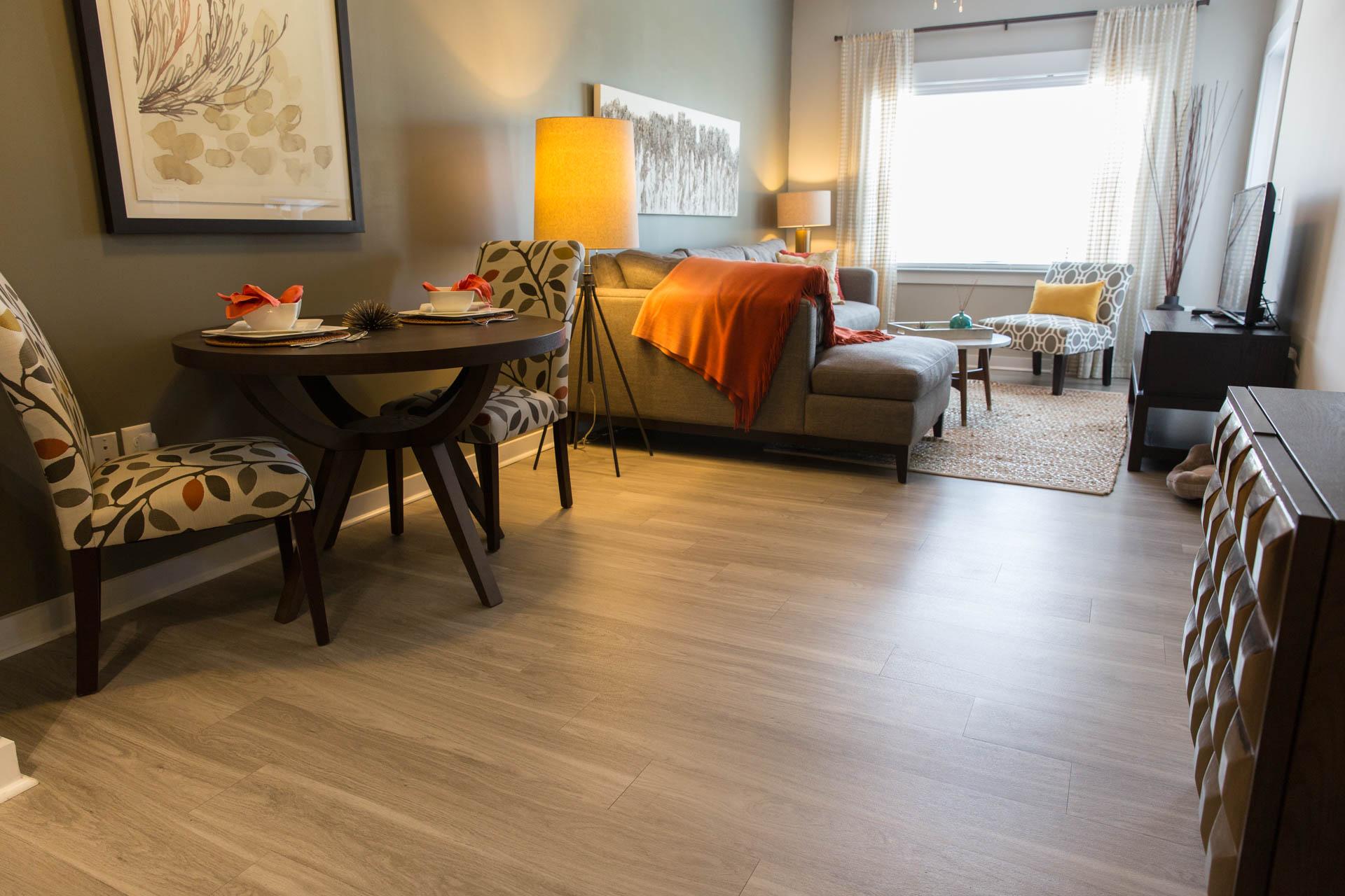 Flooring Installer for New Construction