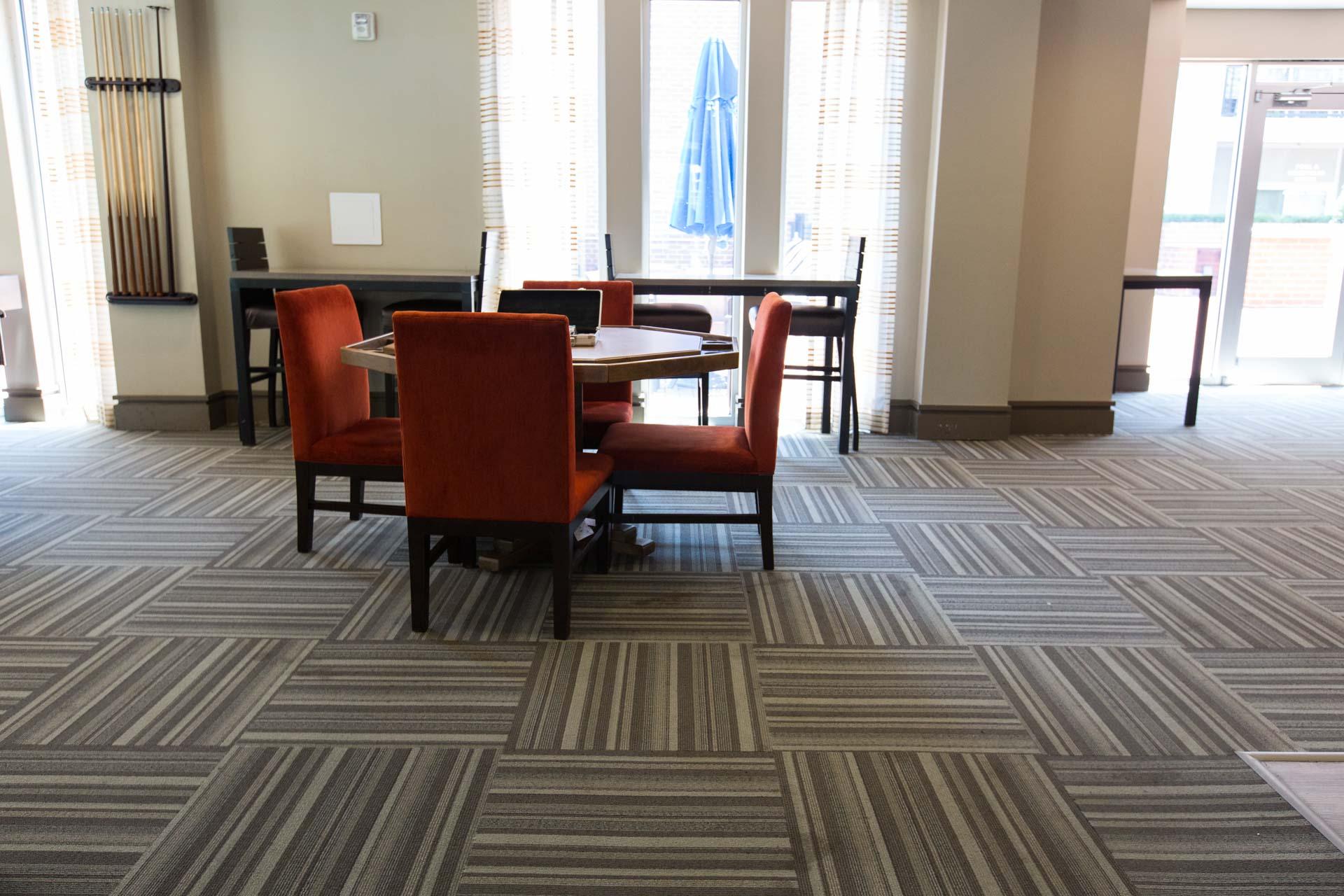 High Traffic Carpet Tiles