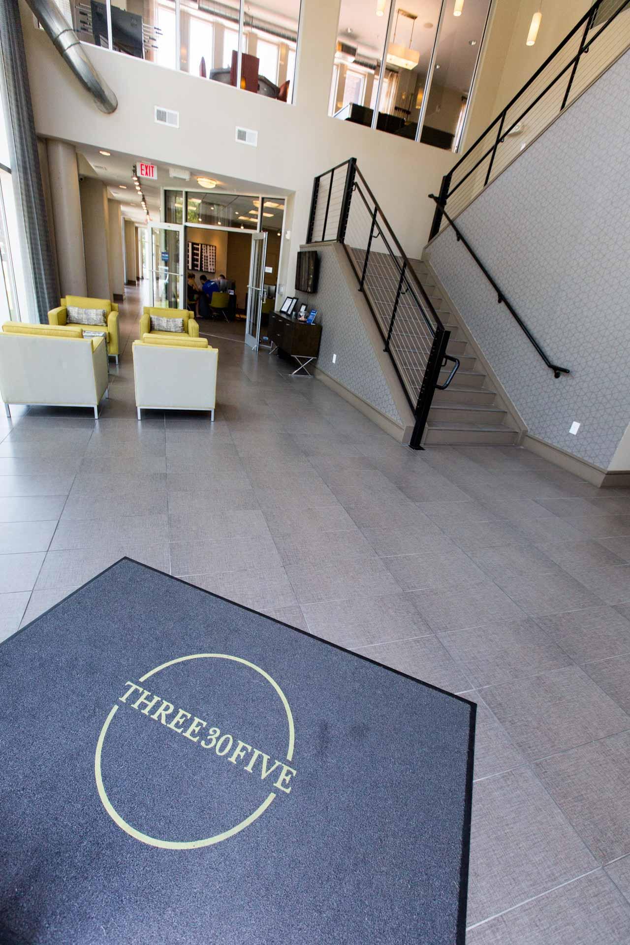 Main Entrance Flooring