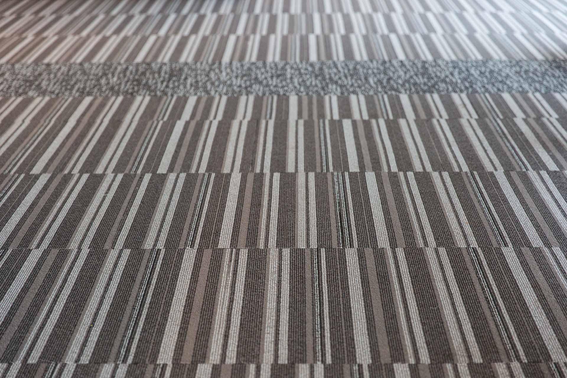 Striped Flooring Squares